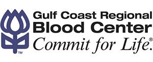 Gulf Coast Regional Blood Center logo